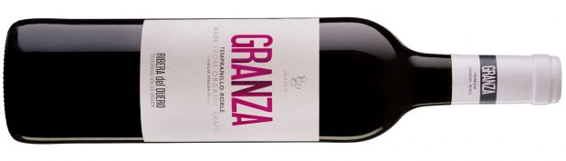 Granza Organic Tempranillo Bottle