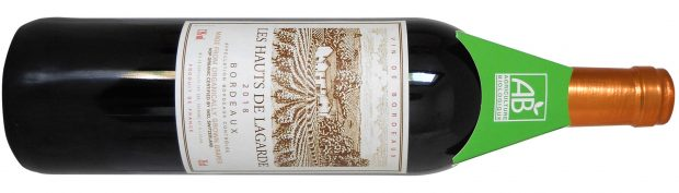Les Hauts de Lagarde Rouge Bottle