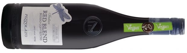 Pizzolato Red Blend NSA Bottle