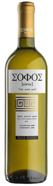 """Sofos """"The Wise One"""" White Bottle"""