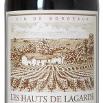 Les Hauts de Lagarde Bordeaux Rouge is the Perfect French Organic Wine for Transition Season