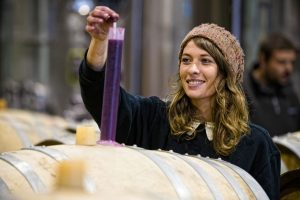 International Women's Day Cellar Master Elodie Gilles