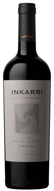 Inkarri Estate Bottled Syrah Bottle