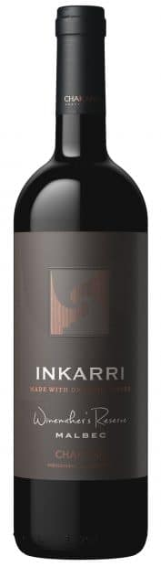 Inkarri Winemaker`s Reserve Malbec Bottle