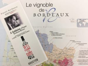Planet Bordeaux Houston featured wines from Vignobles Raymond
