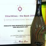 90 Points for Pizzolato Moscato at VinItaly