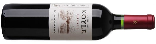 Koyle Royale Cabernet Sauvignon Bottle