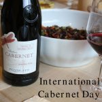 Organic Cabernet for International Cabernet Day