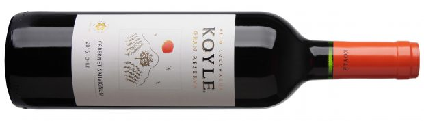 Koyle Gran Reserva Cabernet Sauvignon - James Suckling 92 Points