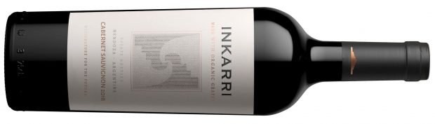 Inkarri Estate Bottled Cabernet Bottle