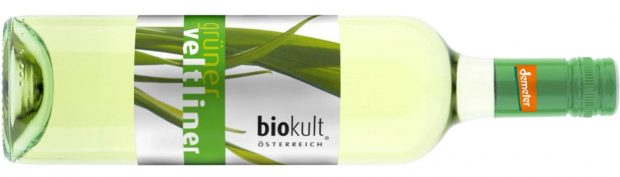 Biokult Gruner Veltliner Earth Day Wines 2019