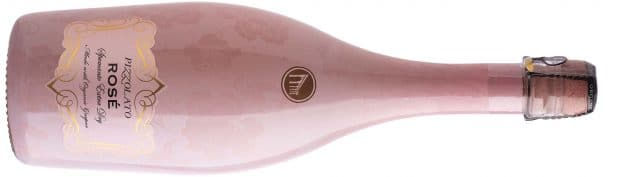 Pizzolato Sparkling Rosé Bottle