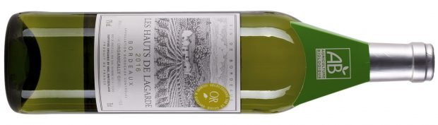 Bordeaux  Organic White Wine - Top Rated Wine