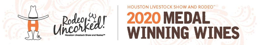 Rodeo Uncorked - 2020 Medal Winning Wines