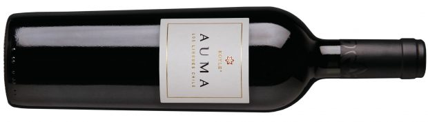 90 point wine Koyle Auma