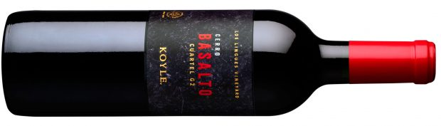 90 point wine Koyle Cerro Basalto G2