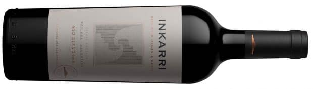 Inkarri Red Blend 90 point organic wine