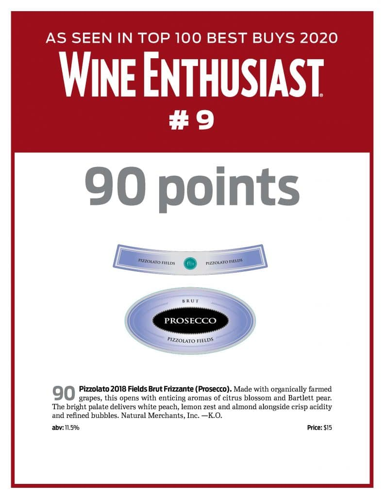 90 Point Best Buy Prosecco #9
