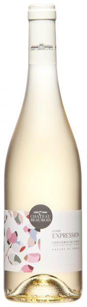 Cuvèe Expression White Bottle