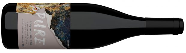 Inkarri SoPure Red Blend Bottle