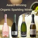 Award-Winning Organic Sparkling Wines